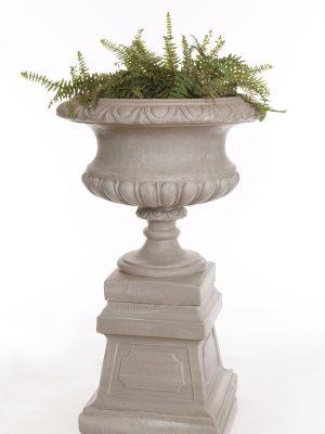 Pot à fleurs empire royal