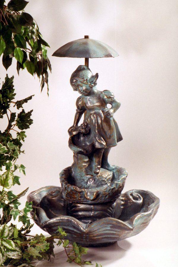 Fontaine mini écaille hollandaise