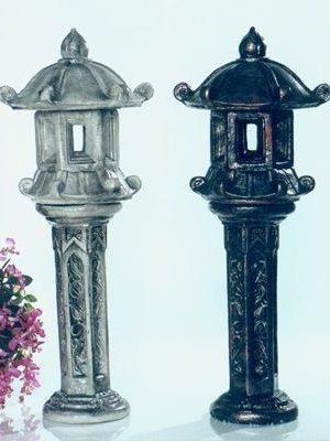 Lanterne chinoise pour jardin