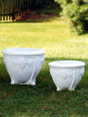 Pot de fleurs Accantus