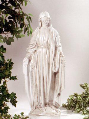 Statue de jardin de sainte vierge