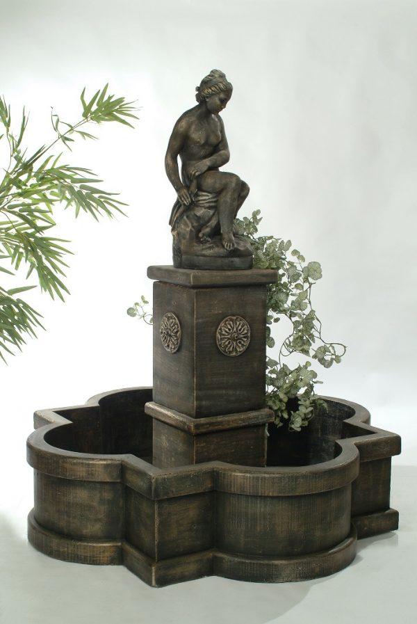 Fontaine rosette Carmen