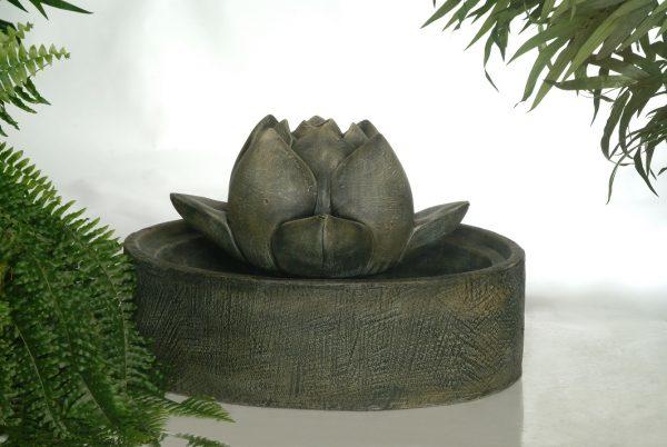 Fontaine de lotus