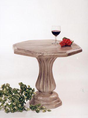 Table à café pour le jardin