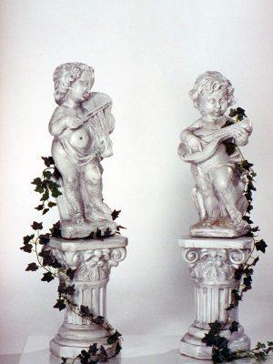 Figurine Musicien Violoneux