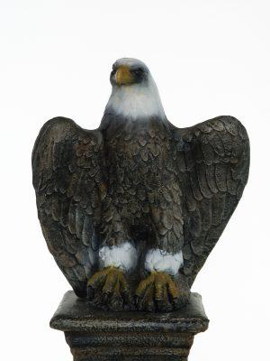 Statue de jardin aigle petit