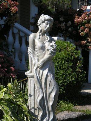 Statue de jardin Alexendra