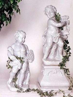 Statue de jardin les artistes