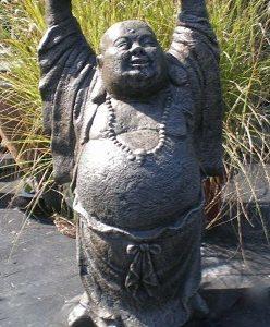 Statue de jardin Bouddha Abondance