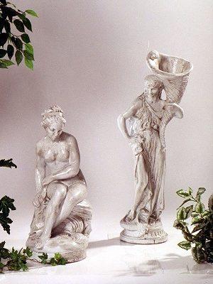 Statue de jardin Carmen
