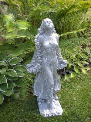 Statue de jardin Diana Rose