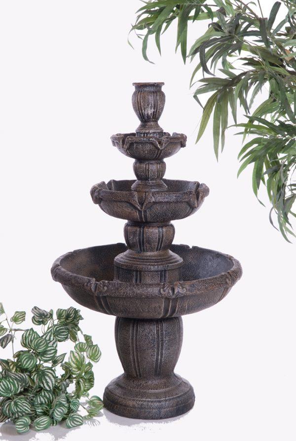 Fontaine victorienne 3 étages