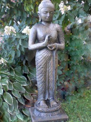 Statue de jardin - Grand Bouddha Indonésien