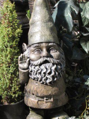 Statue de jardin  lutin