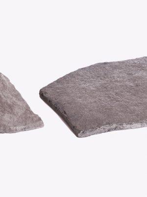 Grosse roche plate - plaquette de roche