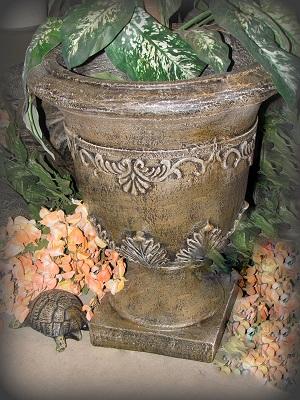 Pot à fleur florius