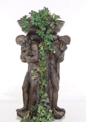 Statue de jardin 3 neptune